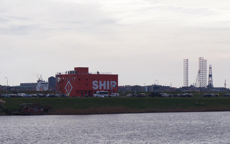 ship skyline