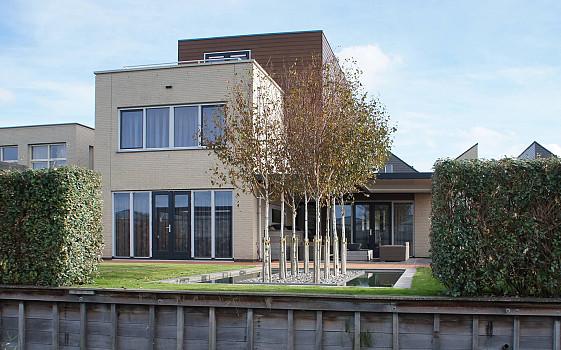 l'Avenue Hoek van Holland